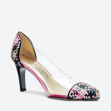 LADINI - Azurée - Women's shoes made in France