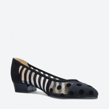 JEUNE - Azurée - Women's shoes made in France