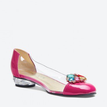 BADALI - Azurée - Women's shoes made in France
