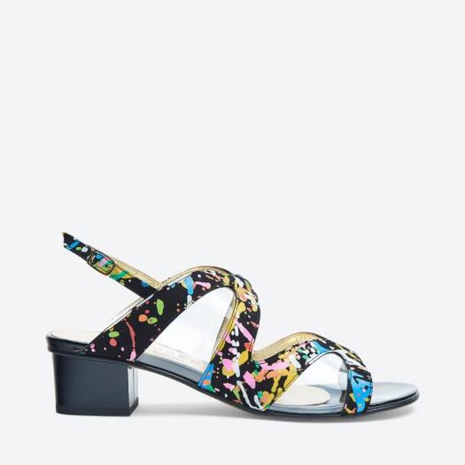 PODELA - Azurée - Women's shoes made in France