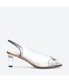SANDALE NEDATI pour femme - Azurée - Made in France