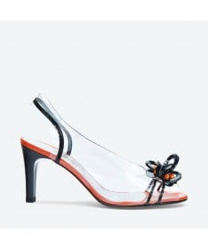 MADI - Azurée - Women's shoes made in France