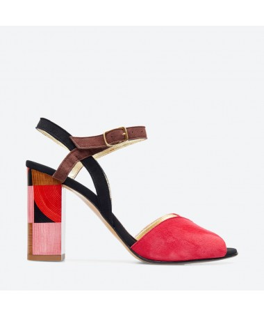 MADRA - Azurée - Women's shoes made in France