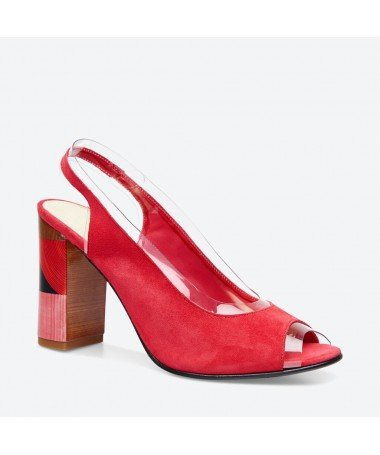 MACHI - Azurée - Women's shoes made in France