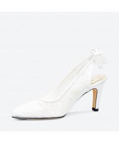 JAPONI - Azurée - Women's shoes made in France