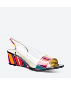 NONIDI - Azurée - Women's shoes made in France