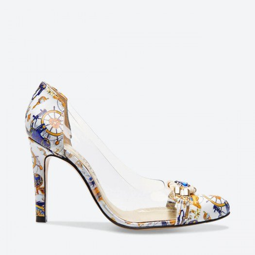 LIMODA - Azurée - Women's shoes made in France