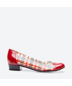 BASO - Azurée - Women's shoes made in France