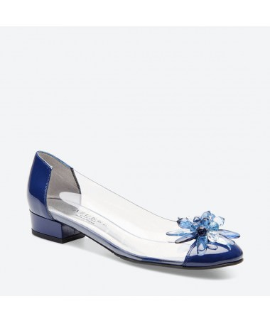 BIBELO - Azurée - Women's shoes made in France