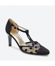 KABUKI - Azurée - Women's shoes made in France