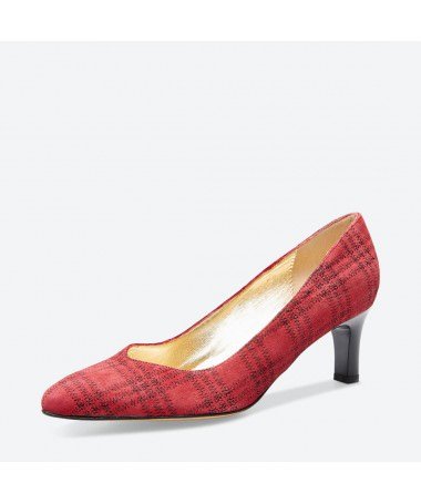 RORON - Azurée - Women's shoes made in France