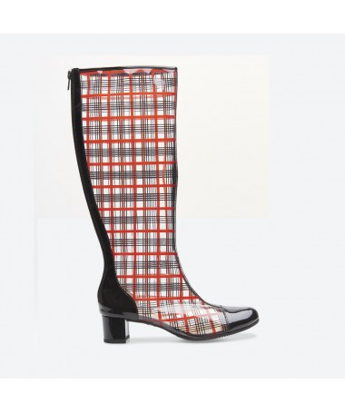 TARIR - Azurée - Women's shoes made in France