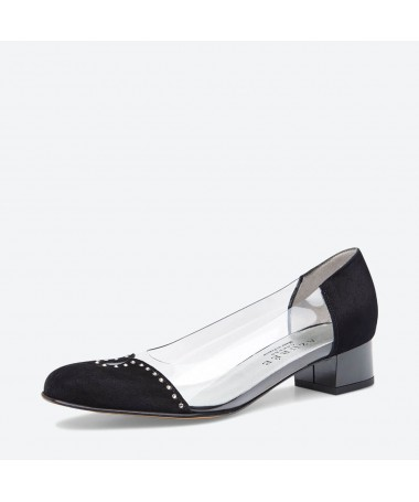 LUCY - Azurée - Women's shoes made in France