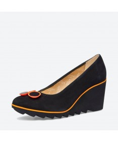 VANITY - Azurée - Women's shoes made in France