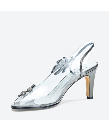 NAPLO - Azurée - Women's shoes made in France