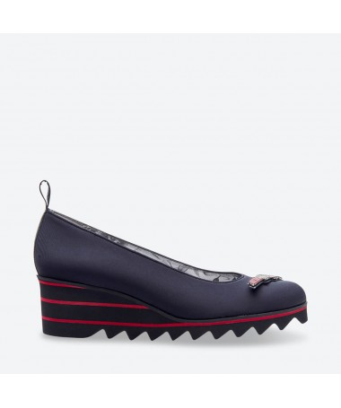 CODYA - Azurée - Women's shoes made in France
