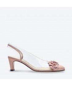 LASODI - Azurée - Women's shoes made in France