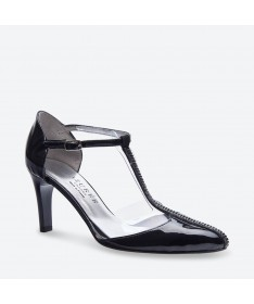 LAJU - Azurée - Women's shoes made in France