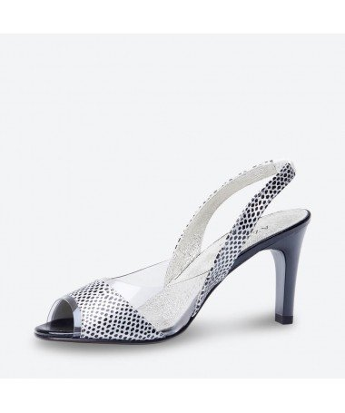 MAJON - Azurée - Women's shoes made in France