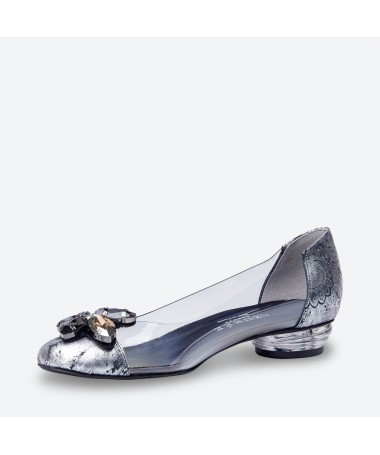 BIBELA - Azurée - Women's shoes made in France