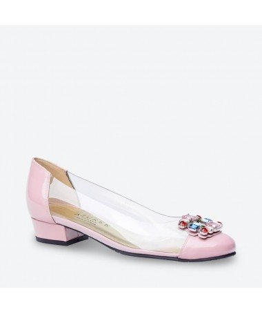 BABOLA - Azurée - Women's shoes made in France