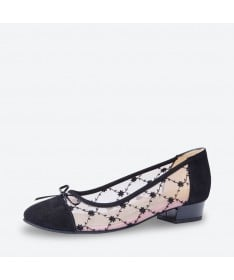 KACHA - Azurée - Women's shoes made in France