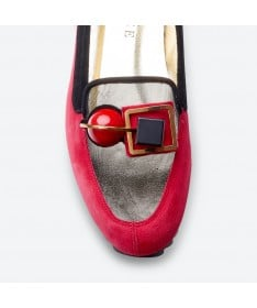 KIDO - Azurée - Women's shoes made in France