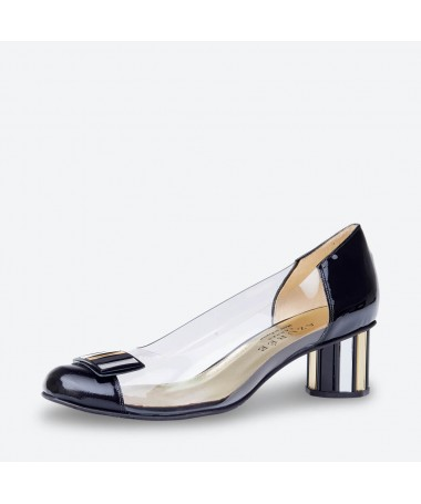 LARGO - Azurée - Women's shoes made in France