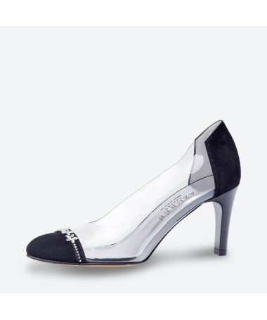 LATON - Azurée - Women's shoes made in France