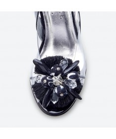MAGNA - Azurée - Women's shoes made in France