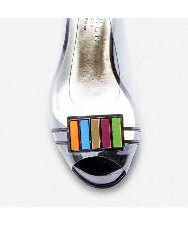 SANDALE MALIN pour femme - Azurée - Made in France