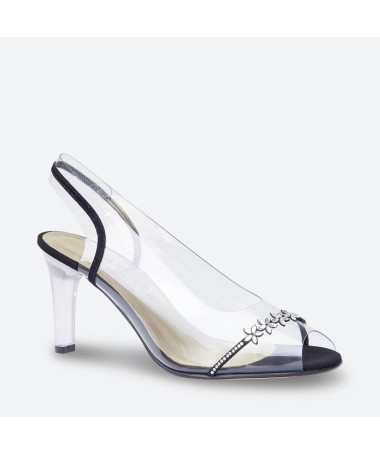 SANDALE MAMBA pour femme - Azurée - Made in France