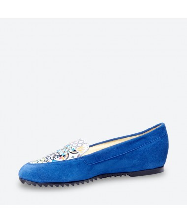 VAMIA - Azurée - Women's shoes made in France