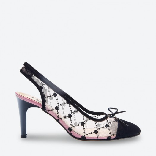 KAKEMO - Azurée - Women's shoes made in France