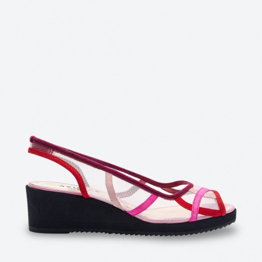 KAMAE - Azurée - Women's shoes made in France