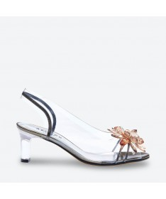MACADA - Azurée - Women's shoes made in France
