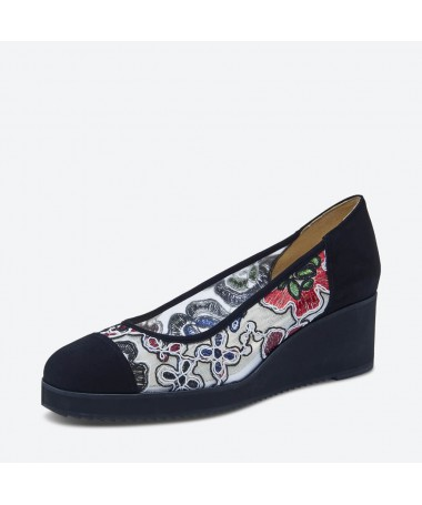 KABI - Azurée - Women's shoes made in France