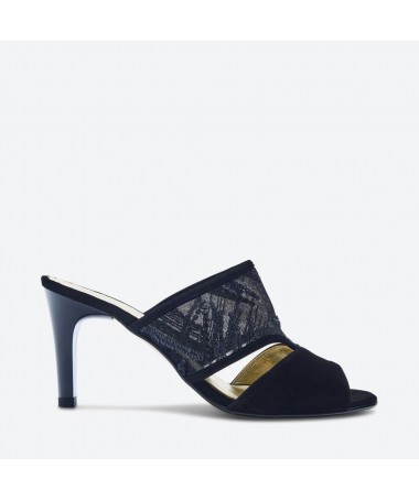 KAMI - Azurée - Women's shoes made in France