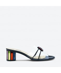 MALOKA - Azurée - Women's shoes made in France