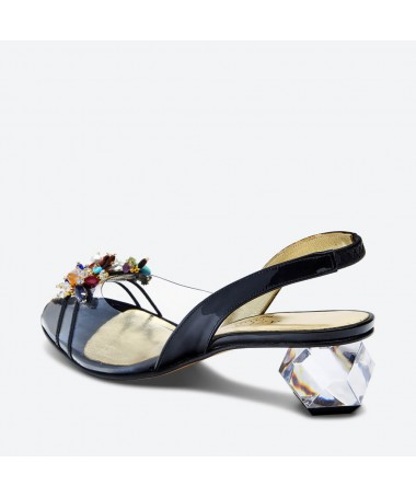 NAGI - Azurée - Women's shoes made in France