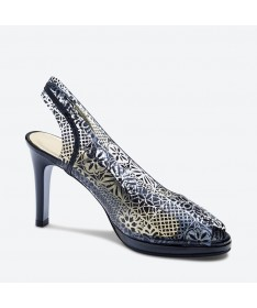 MERICO - Azurée - Women's shoes made in France
