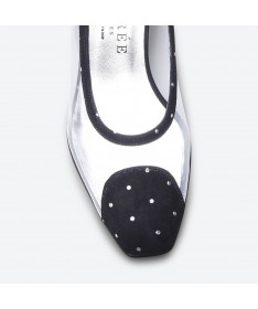 LAPILI - Azurée - Women's shoes made in France