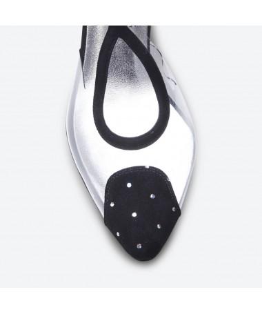LAVAN - Azurée - Women's shoes made in France