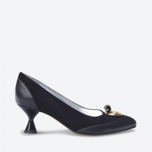 REKY - Azurée - Women's shoes made in France