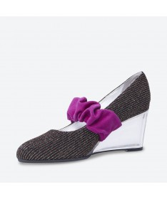 REEL - Azurée - Women's shoes made in France