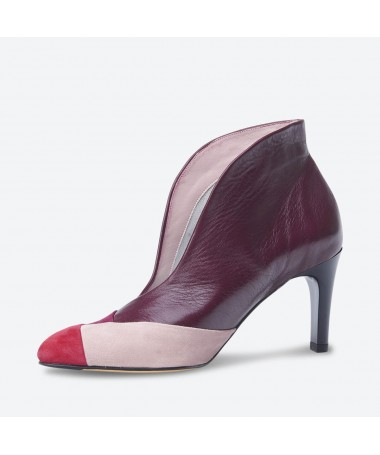 TACHA - Azurée - Women's shoes made in France