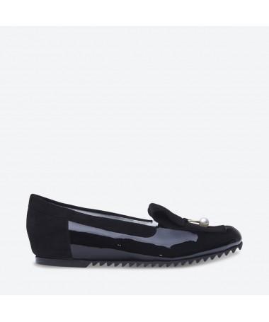 VERDI - Azurée - Women's shoes made in France