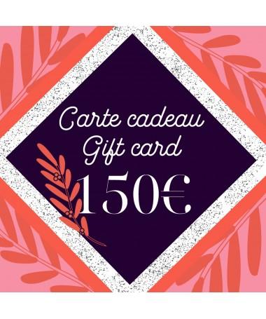 Carte cadeau 150 - 1