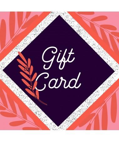 Gift card 50 - 2