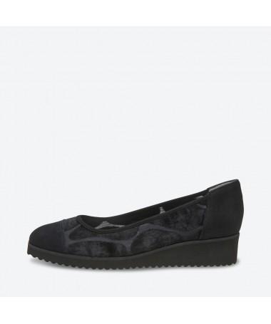 KAFARI - Azurée - Women's shoes made in France
